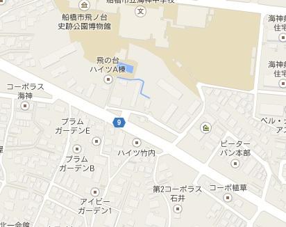 Hinodaimap